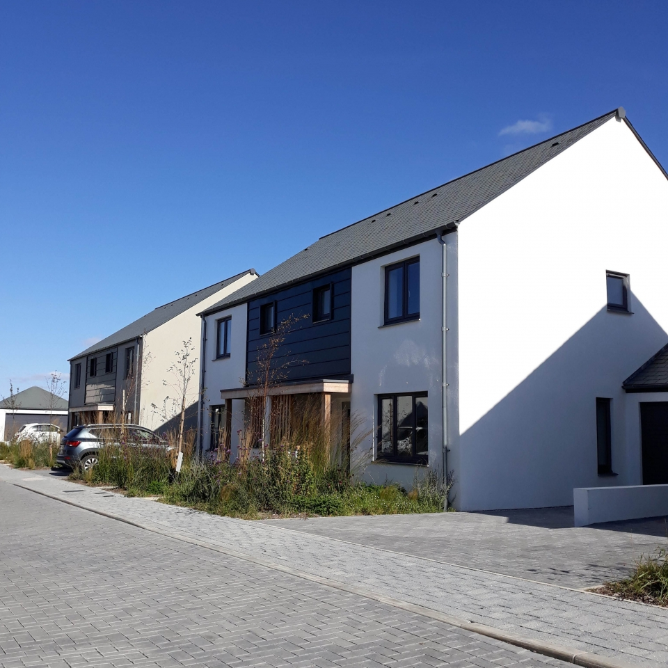 Planning Approved - 22 new dwellings at Crantock, Newquay