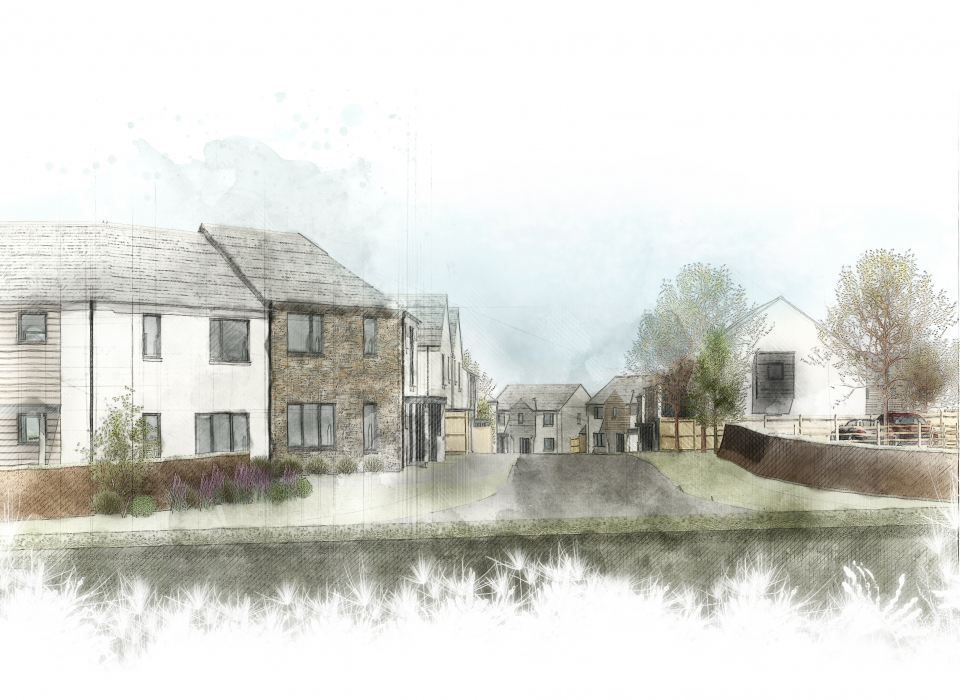 PLANNING PERMISSION: Halwyn Road, Crantock