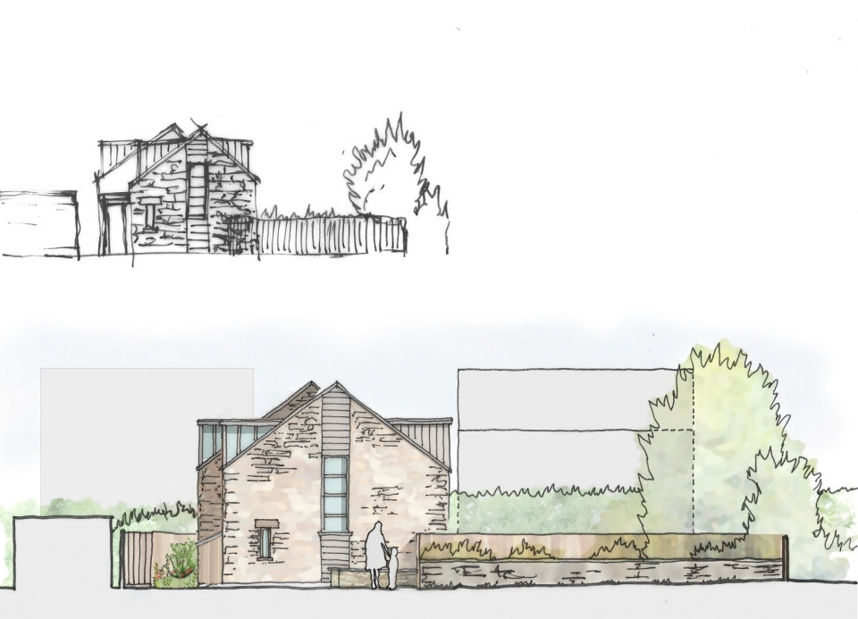 PLANNING PERMISSION: Mount Pleasant, Falmouth