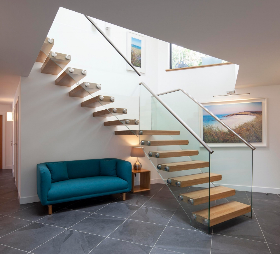 Staircases in Modern Home Design