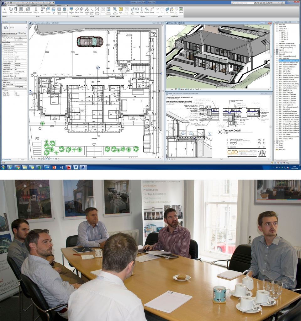 CAD Architects go BIM!