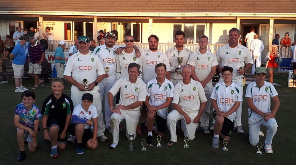 Congratulations Perranporth CC